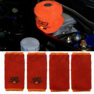 2pcs New Fire Proof Mugen Tank Reservoir Cover Socks For Honda Acura Civic JDM