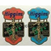 HIGGINS ULTRALITE Downtube Decal