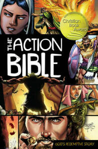 The Action Bible - Hardcover By Doug Mauss - VERY GOOD