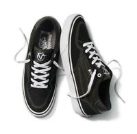 Vans Shoes Rowan Black White Pro USA SIZE Skateboard Sneakers