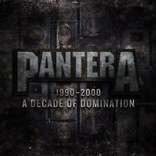 New: PANTERA - Decade of Domination1990-2000 (Greatest Hits/Best of) CD