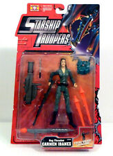 Starship Troopers Bug Thrasher Carmen Ibanez Action Figure Galoob 2008 MINT