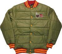 Star Wars Boba Fett Crazy Bounty Adult Puffy Jacket