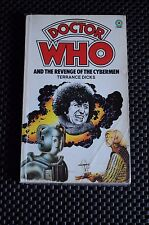 DR WHO AND THE REVENGE OF THE CYBERMEN SECOND EDITION PAPERBACK BOOK