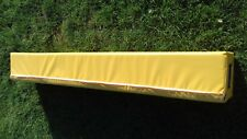 Safety pads for posts