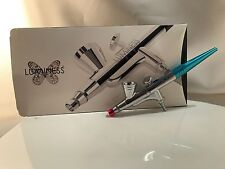 Luminess Air Makeup Airbrush Replacement Blue TechnlQue Stylus No Drip Pink Tip
