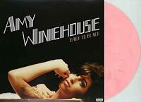 AMY WINEHOUSE BACK TO BLACK VINYL NEW! EXCLUSIVE EDITION PINK TIE DYE LP! READ!!