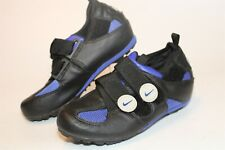 Nike Youth Boys 4.5 36.5 Vintage Cleated Sport Cycling Shoes 980305Y3