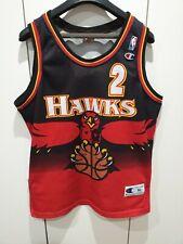 Atlanta Hawks Champion Jersey Stacey Augmon