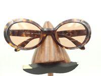 Vintage Ralph Lauren 798/S 086 Tortoise Oval Cat Eye Sunglasses FRAMES ONLY