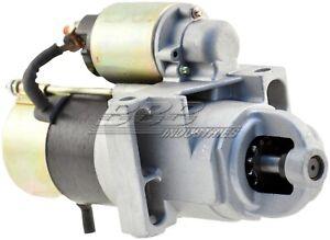 Starter Motor fits 1996-1998 Oldsmobile Bravada  AUTO PLUS/WILSON ELECTRIC