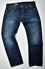 G-Star RAW, Attacc Straight Jeans W34 L32 Blau Herrenjeans