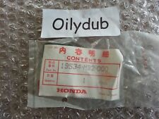 NOS Genuine OEM VF750 VF700 Honda Water Pipe B Clamp 19534-MB2-000