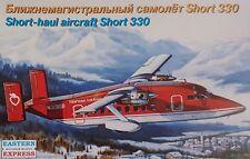 "EASTERN EXPRESS 14488 Short-Haul Aircraft Short 330 ""New York Air"" in 1:144"