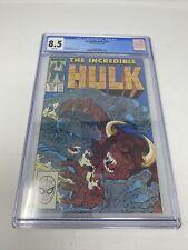 Incredible Hulk #341 CGC 8.5 3/88 1988 Marvel Comics WP McFarlane Cover