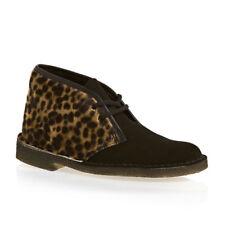 Clarks ORIGINALS Womens Desert Boot Leopard Print Style / UK 7 / NEW / RRP £99
