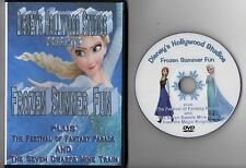 "Disney Hollywood Studios ""Frozen Summer Fun"" and More...2014...The DVD"