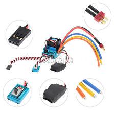120A V3.0 Sensored Brushless Speed Controller ESC for 1/8 1/10 1/12 Car Crawler