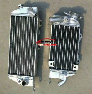 L&R Aluminum Radiator for Kawasaki KLX 300R KLX300 KLX300R 1997-2007 06 05 04 03