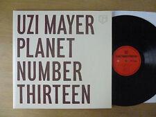 Uzi Mayer-PLANET number Thirteen, Germany, 2015 (?), VINILE: M