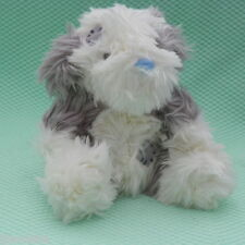 "My Blue Nose Friends N°040 Peluche CHIEN BERGER *-* FLUFFY SHEEPDOG 4"" 10 cm"