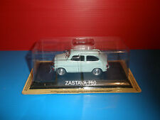 Modelcar 1:43  Legendary Cars  ZASTAVA 750