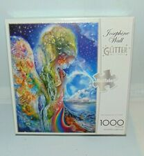 Josephine Wall Puzzle The Sadness of Gaia Glitter Edition 1000 Pieces New Poster