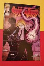 STORM WATCH COMIC SUPER HEROES No 41 OCT IMAGE COMICS * BLOND GIRL in a SUIT