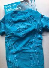 X-Bionic effecteur Femmes Running Powershirt Femme Taille S Rrp £ 85