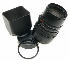 HASSELBLAD CFi SONNAR T* 4/180 ZEISS CAMERA LENS f=180mm HOOD CAP FILTER 180/f4