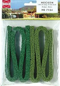Busch Large hedge 7154 1:87