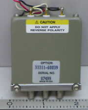 Agilent/HP 33311-60039 Coaxial Switch