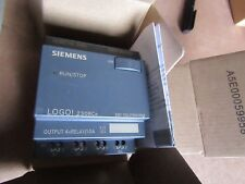NEW Siemens LOGO! 6 Logic Module Without Display 8 In x 4 out 1005C1 300049823