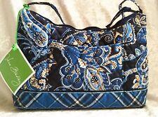 Vera Bradley Windsor Navy Molly Shoulder Bag