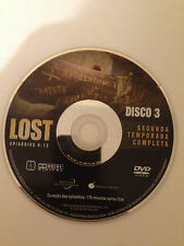 Lost - Season 2 - Disc 3 Only (DVD, 2006) DVD Disc Only - Replacement Disc