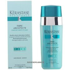 KERASTASE  FIBRE ARCHITECTE 30ml or 1.01oz, NEW IN BOX! SEALED!! FRESHEST EBAY