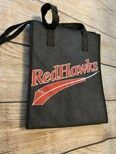 Fargo Moorhead Redhawks FM REDHAWKS Black Collapsible Cooler