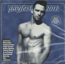 Various Artists - Gayfest 2011 ( CD 2011 ) NEW / SEALED 2 CD Set