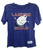 Disney Star Wars Galaxys Edge Cast Member Womens Graphic T-shirt Sz Large NWT