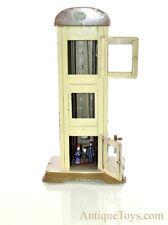 Doll & Co Tin Elevator w/Battery Op Light German Steam Toy Hirschberg Collection