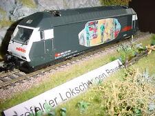 Märklin Hamo 8351 Re 460 017-7 SBB Heater Locomotive EP V NIP Digital Possible