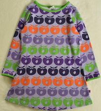 SMAFOLK Kleid 98 104 110 4 Hängerchen Tunika rar langärmlig neu w Apfel lila Top