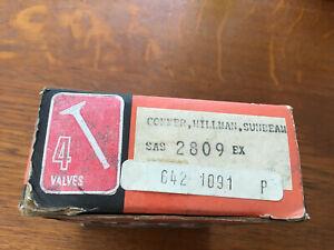Hillman/Sunbeam/Singer 1390/1494cc Exhaust Valves 1955/61