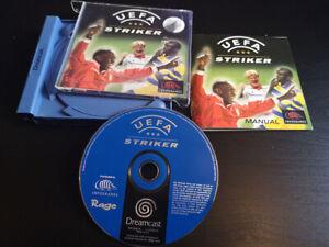 UEFA Striker Dreamcast PAL
