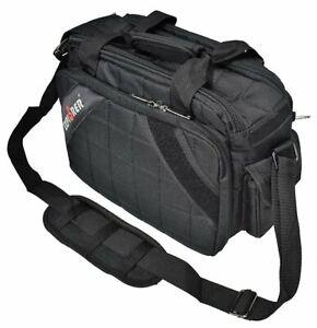 EXPLORER R9 Tactical Range Bag Shooting Bag Gun Case for Pistol Range Duffle Bag