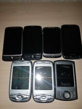 7X HTC Mobile Phones - UNTESTED/ SPARES/ REPAIRS