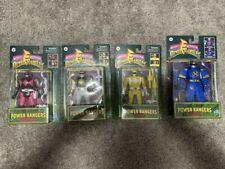 Mighty Morphin Power Rangers retro morphin Set 1 & 2