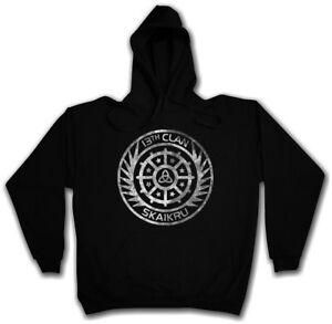 SKAIKRU CLAN LOGO HOODIE 100 13th Clan 13. The Insignia Sign
