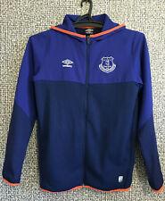 Everton FC England Football Soccer Jacket Longsleeve Jersey Shirt Top Youth XL