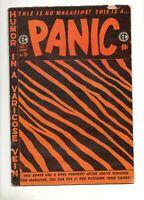 Panic #7 EC 1955 VG+ 4.5 DAVIS, ELDER, WOOD ART! PRE-CODE HUMOR BOOK like MAD